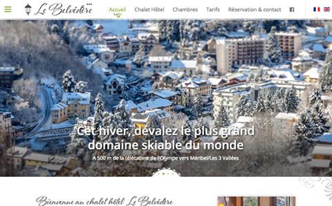 Chalet Hôtel Le Belvédère