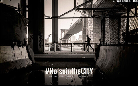 #NoiseintheCity