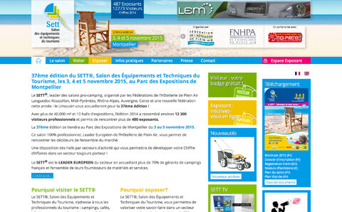 Salon SETT Montpellier - Code Events